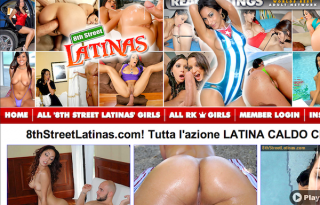 Best latina pornsite