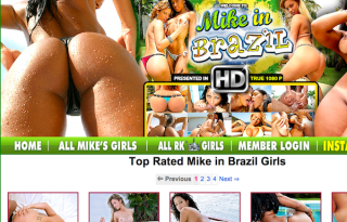 Make in brazil homepage