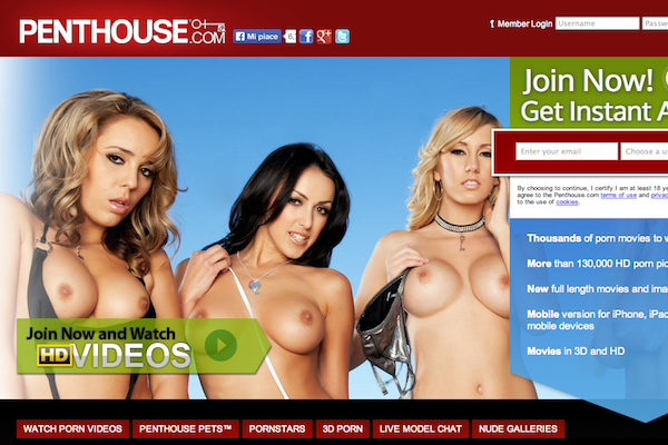 penthouse website
