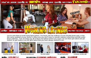 Working Latinas