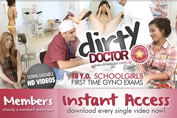 DirtyDoctor the best site for exclusive porn videos