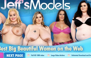 JeffsModels has a huge collection of porn videos with BBWs