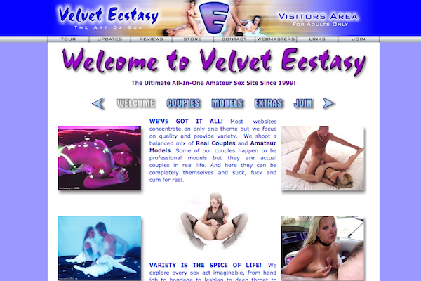 VelvetEcstasy the best site for porn voyeur