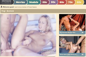 PrivateClassics the best site for vintage porn
