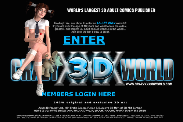 Best porn paid website incredible 3D quality porn