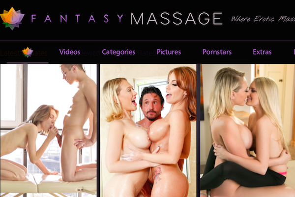 This one is the most exciting membership xxx site if you like amazing massage movies