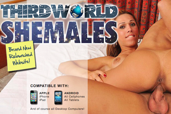 the most interesting pay adult website if you're into amazing shemale material
