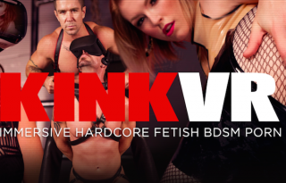 the nicest paid porn site to watch some fine BDSM VR flicks