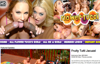 flower tucci homepage