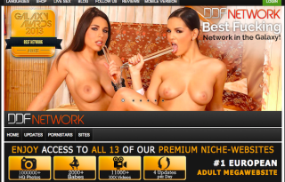 DDFnetwork home