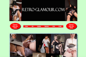 Retro-Glamour the best site for underwear fetishes
