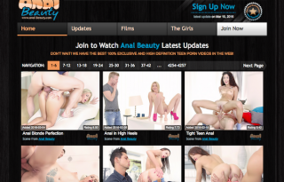 One of the best porn website if you're up for stunning anal material