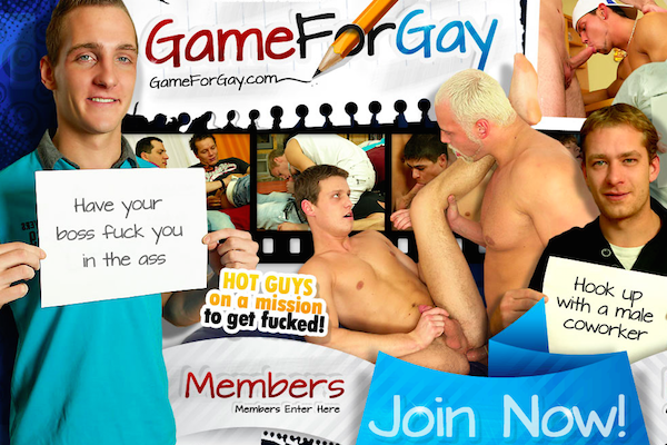 Most popular pay site offering some fine gay material