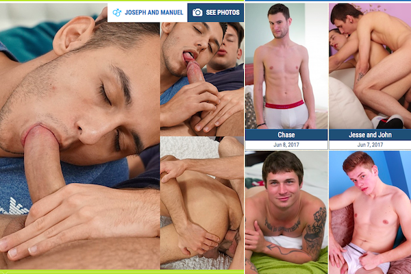 Great premium site featuring awesome gay quality porn