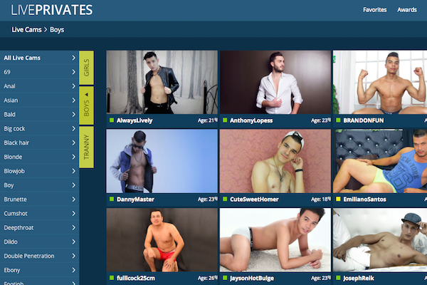 Amazing xxx cam website to get some awesome men real time xxx action