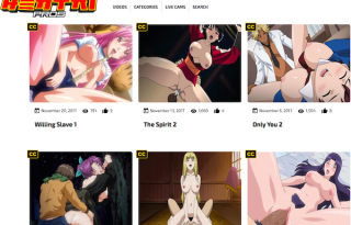 This one is the finest membership porn site if you want awesome hentai videos